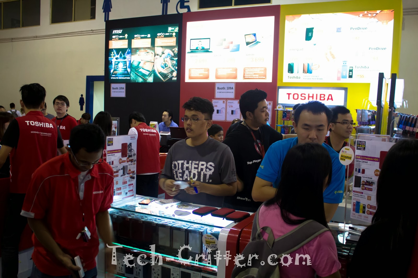 Coverage of the Malaysia IT Fair @ Mid Valley (17 - 19 Jan 2014) 250