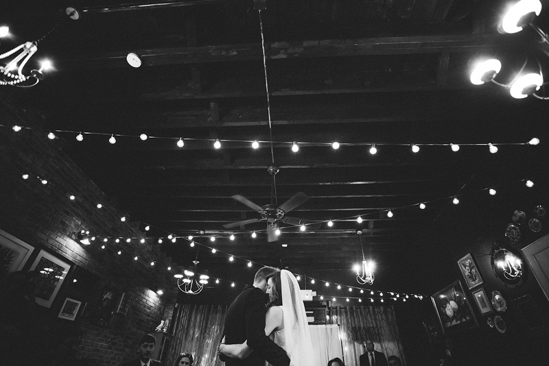 Creative Chicago Wedding First Dance Photography