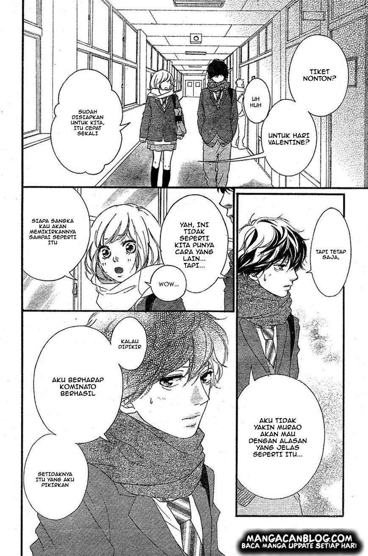 Ao Haru Ride Chapter 48-5