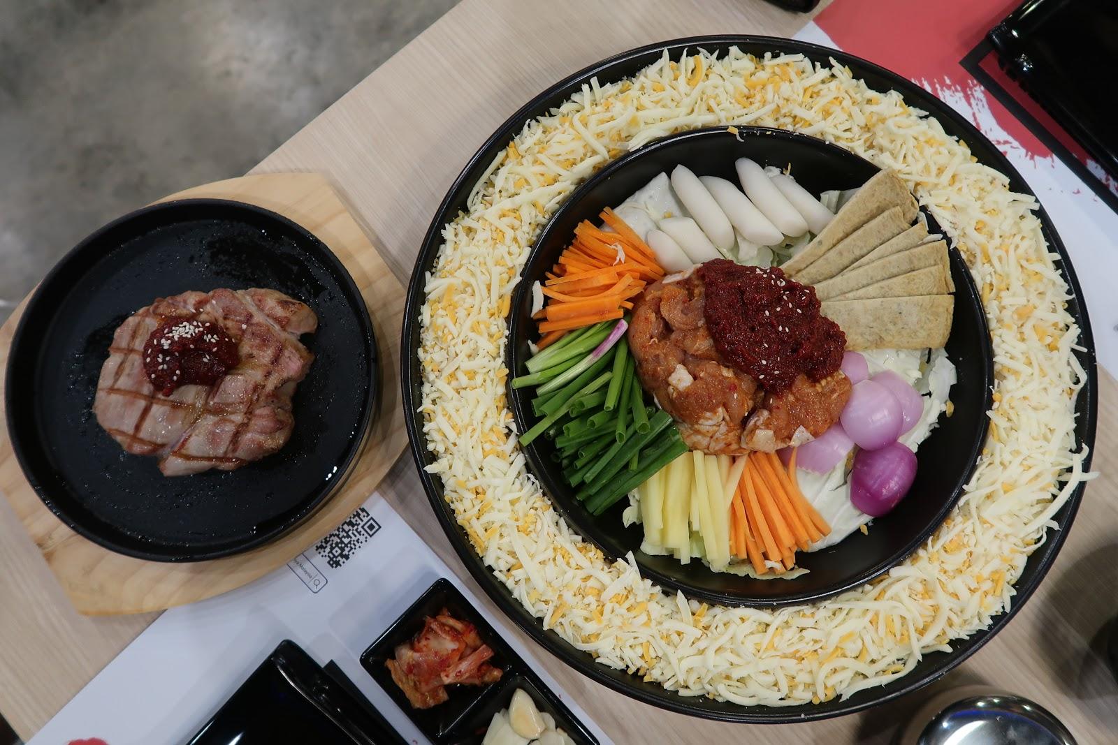 Kwang Soo Rm Eat Spicy Food