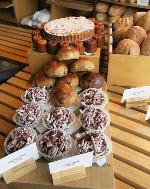 Baker D Chirico, Carlton, bakery
