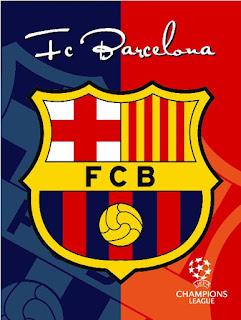 Selimut Soft Panel Rosanna FC Barcelona