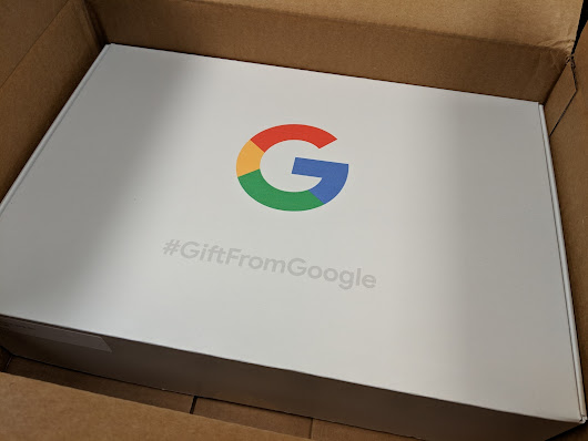 Google Pixel 3 XL unboxing ~ Android Coliseum