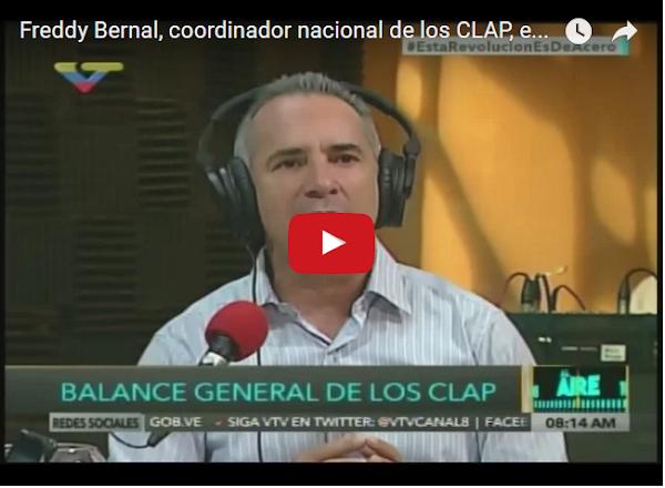 Freddy Bernal ordena toma de pequeñas empresas de El Junquito