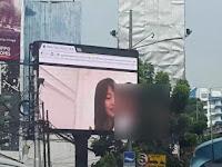 Polda Metro Jaya Telah Menangkap Pelaku Penayangan Video Porno di Videotron