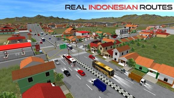 Free Download Bus Simulator Indonesia (BUSSID) 3D Apk MOD 2.8.1 Unlimited Money