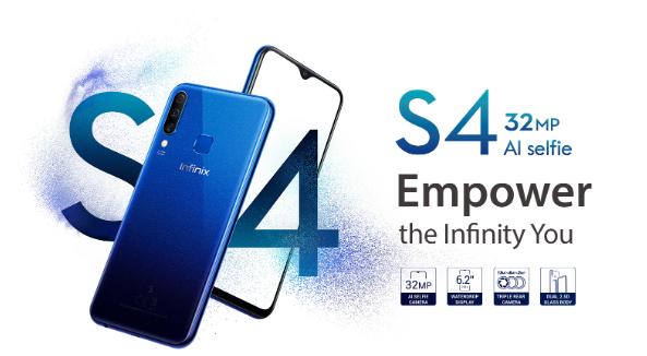 Infinix Kembali Pamer Ponsel Murah Terbaru 2019 Dengan Kamera Triple