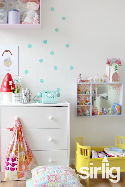 decorar paredes infantiles