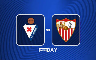 Eibar vs Sevilla – Highlights