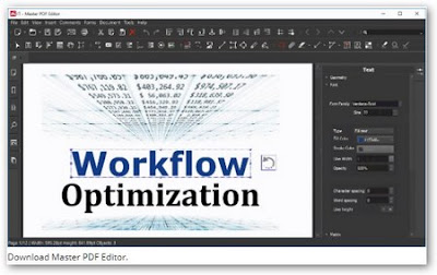 Master PDF Editor 2019