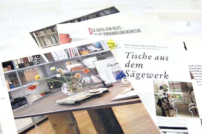 Ynas Design Blog | Brigitte Kreativ aus alten Zeiten 2