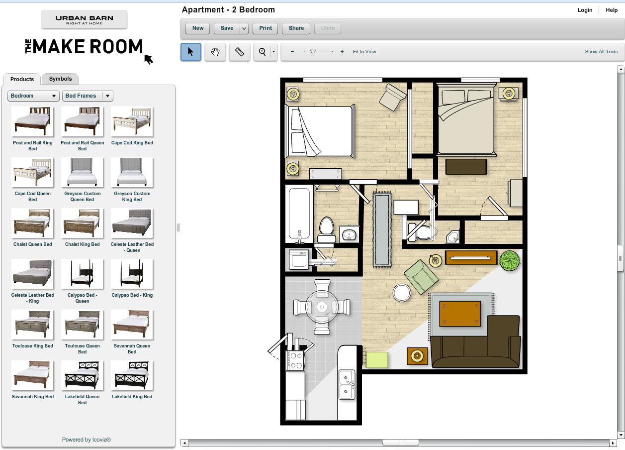 線上免費室內裝潢設計軟體:你也能輕鬆畫出夢想居家設計圖