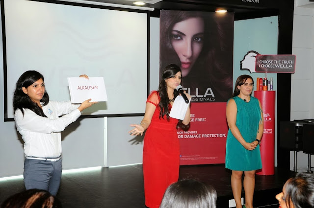 The Truth Behind Hair Color - Wella Bloggers Meet
