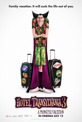Hotel Transylvania 3 Summer Vacation Movie Poster 1