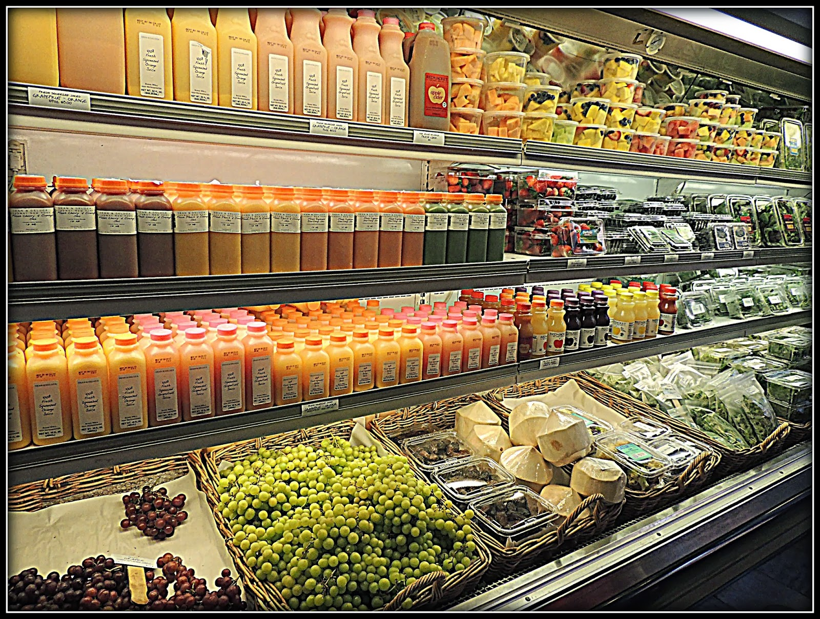 NY en 3 Días: Supermercado para nuestro Picnic en Central Park