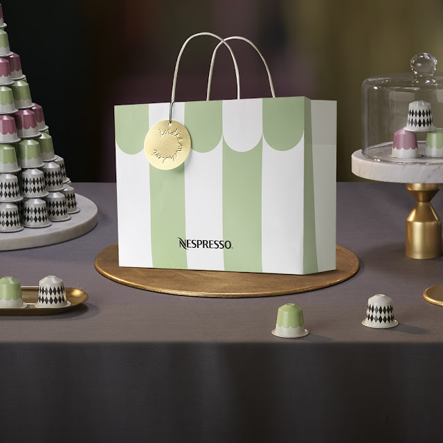 A Taste of #Paris For the Festive Season @Nespresso #Coffee #GottaLuvCoffee
