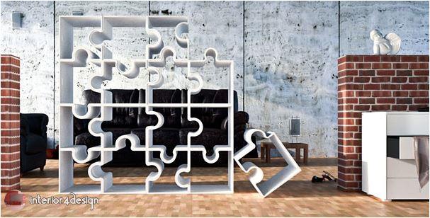 70 Best Bookshelf Designs 44