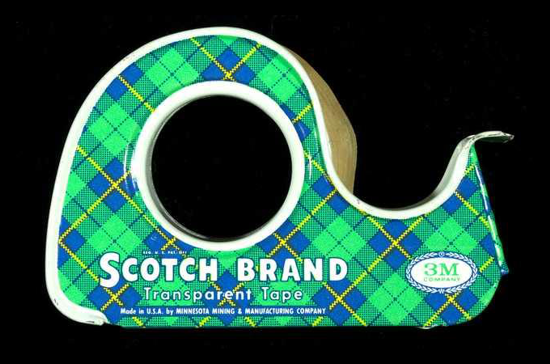 Scotch snail dispenser