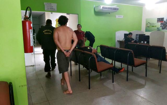 Homem é preso acusado de manter mulher em cárcere privado em Cruzeiro do Sul
