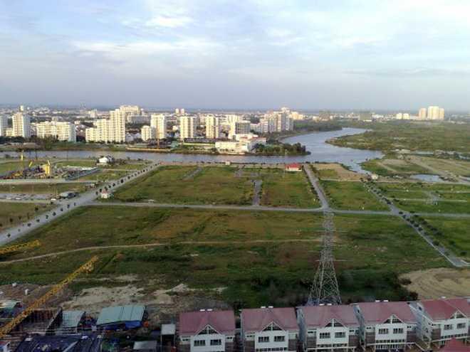 Điều chỉnh giá đất đai hàng loạt trên các dự án tại TP Hồ Chí Minh