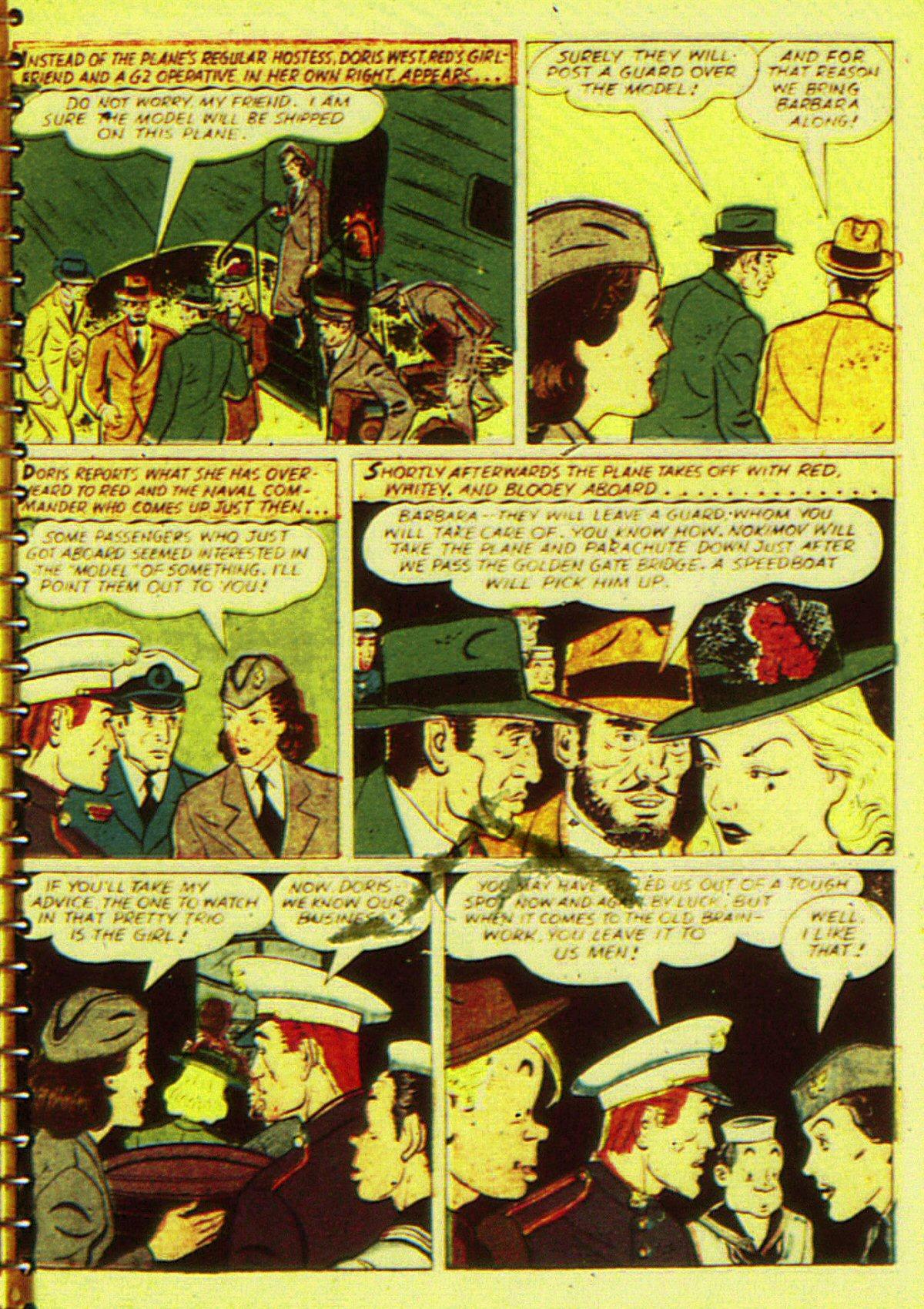 Read online All-American Comics (1939) comic -  Issue #20 - 60