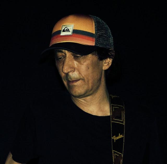 Con Rafael Berrio - Crónica concierto Convent Carmen, 28-6-2019