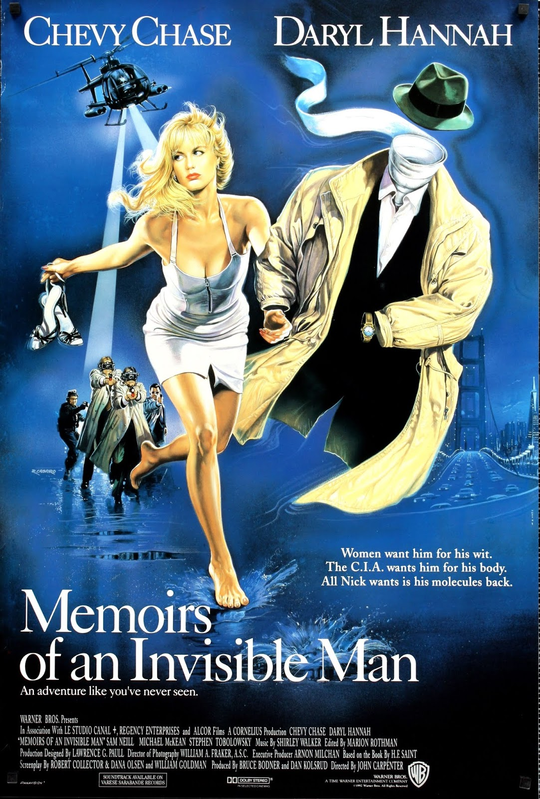 The memories of an Invisible Man (1992) - IMDb
