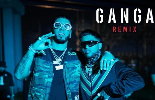 Bryant Myers & Anuel AA - Gan-Ga (Remix)