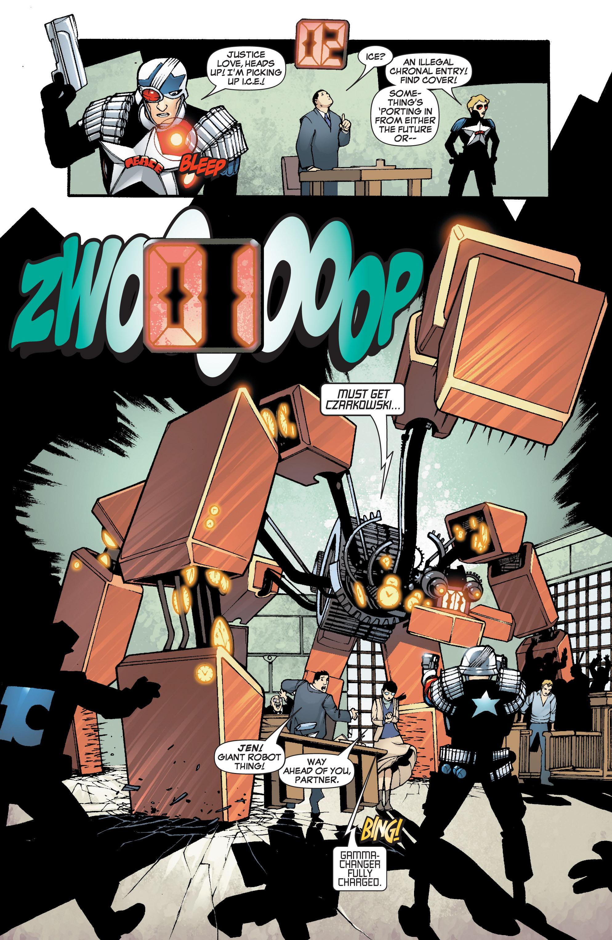 Read online She-Hulk (2005) comic -  Issue #2 - 16