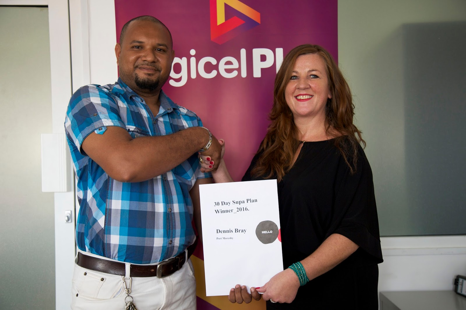 Port Moresby resident wins trip of a lifetime in Digicel Play competition