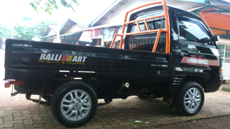 kumpulan modifikasi mobil pick up keren terbaru modif motor mobil. Black Bedroom Furniture Sets. Home Design Ideas