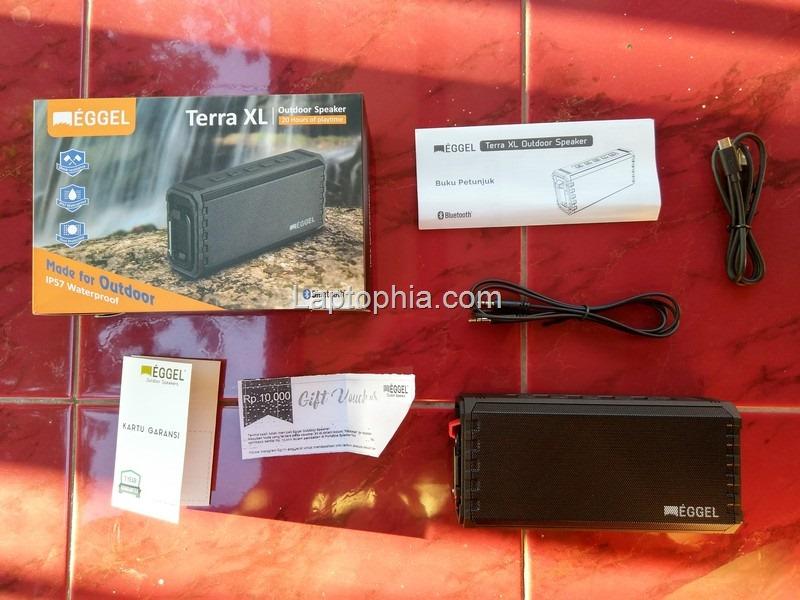 Paket Pembelian Eggel Terra XL