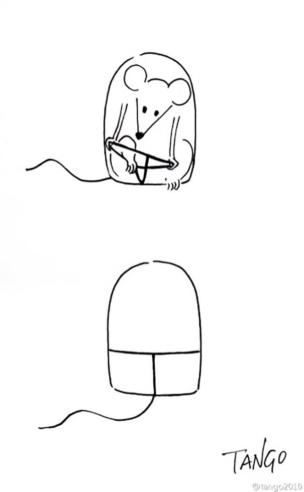 Comics de humor Chino por Shanghai Tango