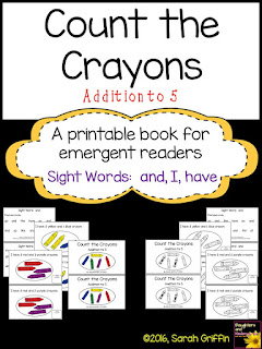https://www.teacherspayteachers.com/Product/Count-the-Crayons-Decodable-Book-ColorBW-728174