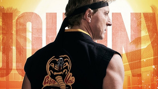 Cobra Kai série Karate Kid