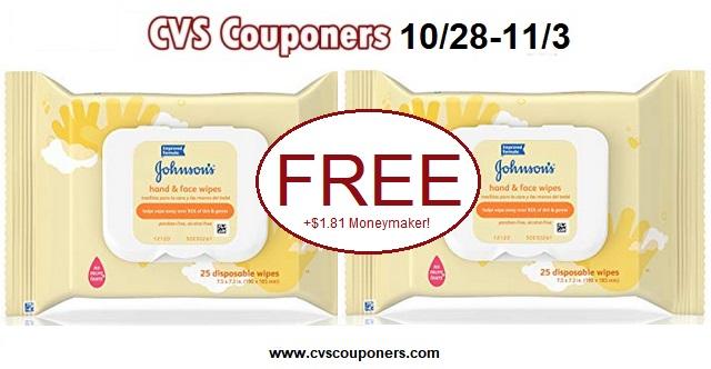 http://www.cvscouponers.com/2018/10/free-181-moneymaker-johnsons-wipes-cvs.html