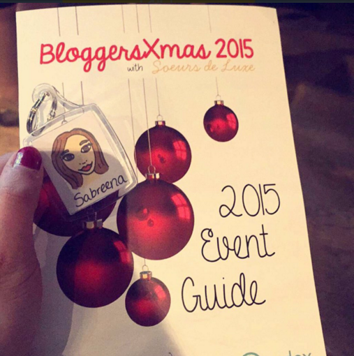 BloggersXmas Event Guide