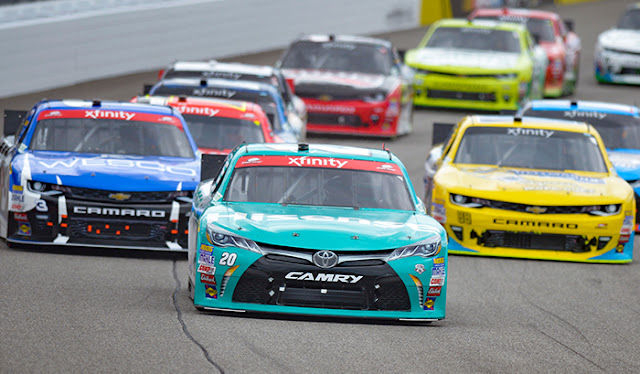 XFINITY Series Changes