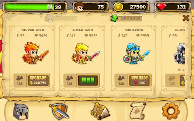 Pocket Army Mod Unlimited Money Full Skill