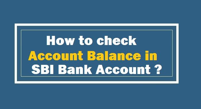 Bollymeditube: how to check bank balance sbi?