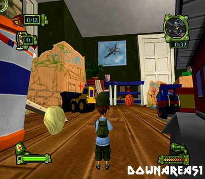 Army Men Soldiers of Misfortune PS2 ISO - Download Game PS1