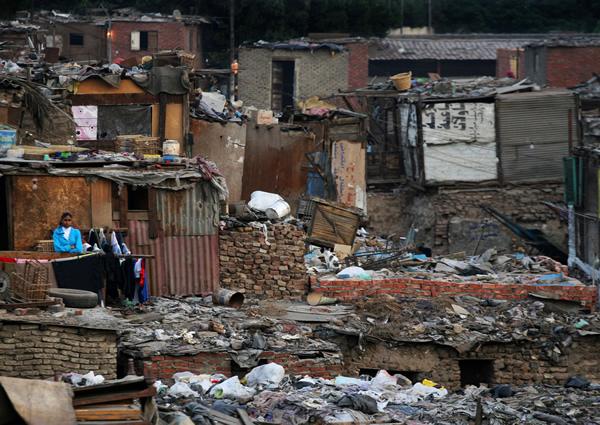 Poverty area