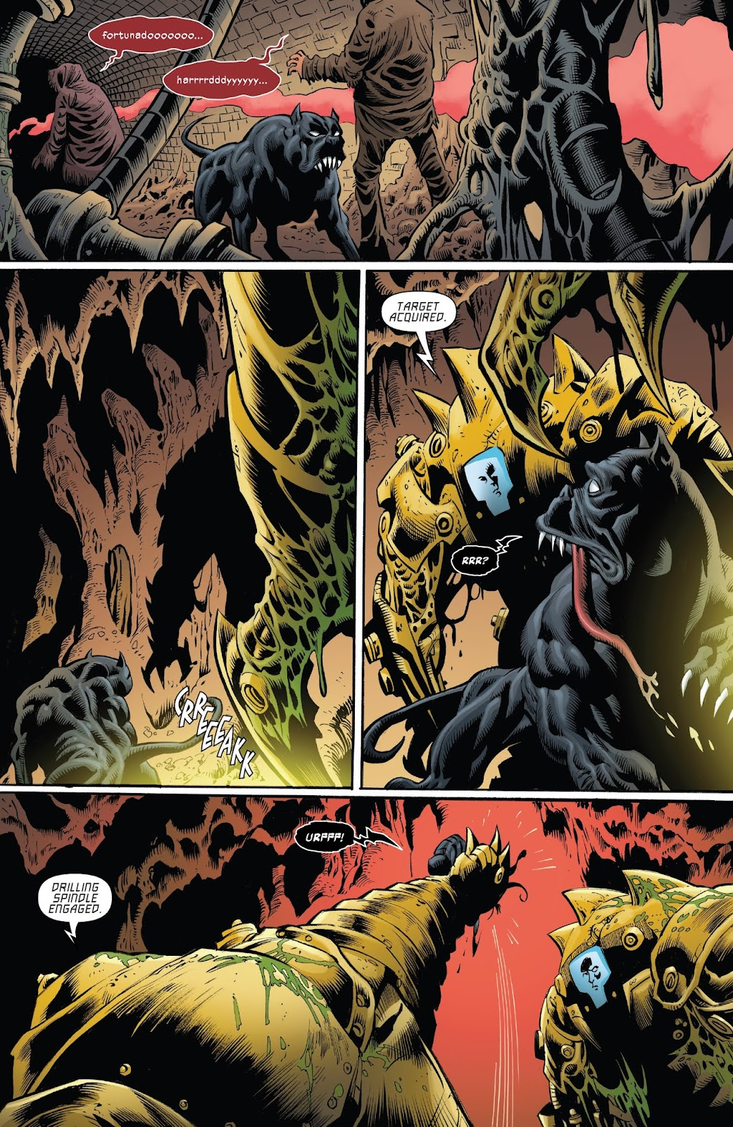 Read online Web of Venom: Unleashed comic -  Issue # Full - 14