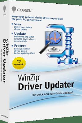 WinZip Driver Updater 5.25.6.2 With keygen