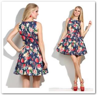 c9ad65a5060 Модный тренд лета  платье с цветочным принтом - Как сшить платье ...