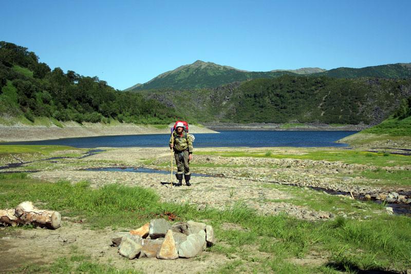 озеро ангре на камчатке