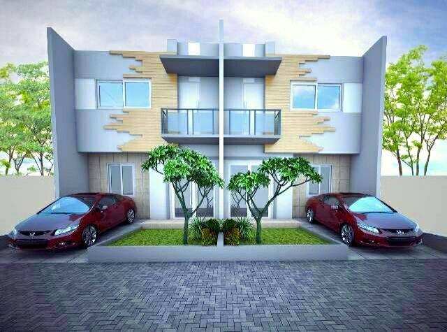 casa azalea residence bintaro