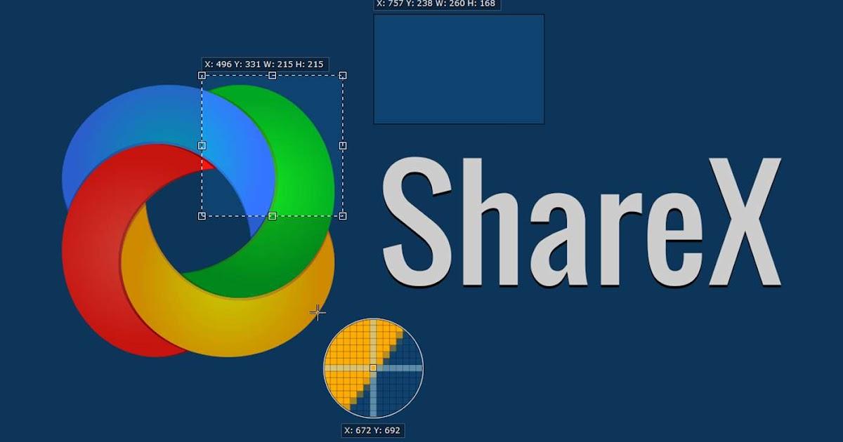 ShareX, cattura screenshot, crea Video e Gif, è disponibile nel Windows Store | Download