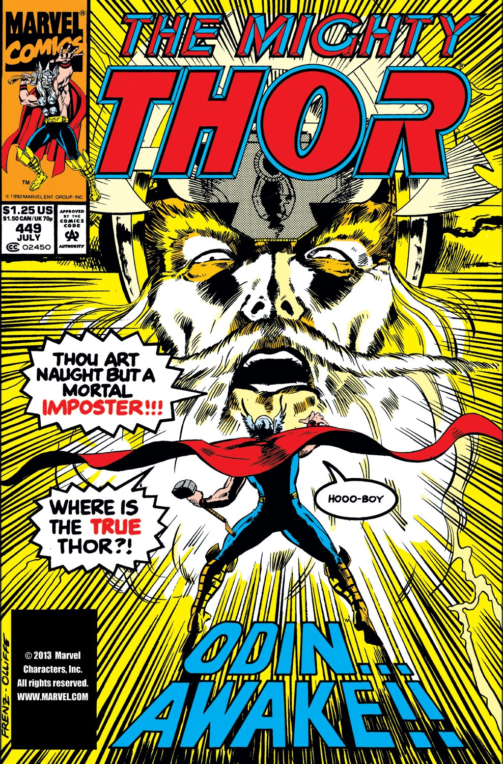 Thor (1966) 449 Page 1