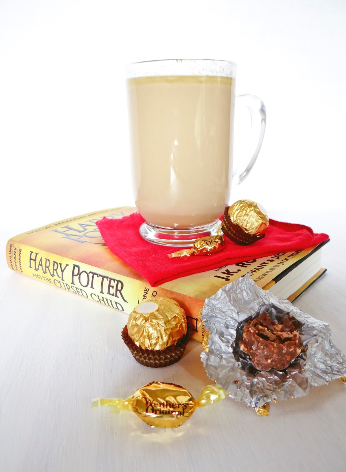 Super-Easy Harry Potter Butterbeer Recipe by Bambino Amore - the Apron Makers